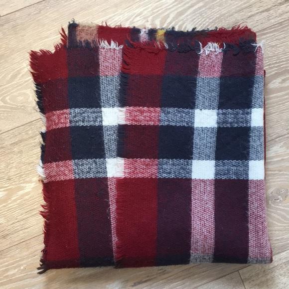 🍁 Zara Blanket Scarf